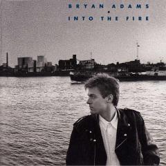 Скачать Bryan Adams - Into the Fire