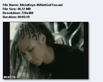 Скачать Alicia Keys - If I Ain't Got You