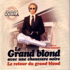 Скачать Le Grand Blond Avec Une Chaussure Noire / Le Retour du Grand Blond - soundtrack / Высокий блондин в черном ботинке  / Возвращение высокого блондина - саундтрек