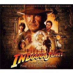 Скачать Indiana Jones and The Kingdom of the Crystal Skull  - soundtrack / Индиана Джонс и Королевство хрустального черепа - саундтрек