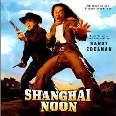 Скачать Shanghai Noon - soundtrack / Шанхайский полдень  - саундтрек