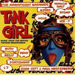 Скачать Tank Girl - Soundtrack /  Танкистка - Саундтрек