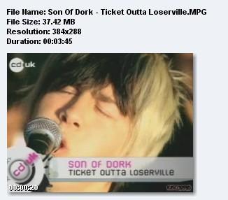Скачать Son Of Dork - Ticket Outta Loserville