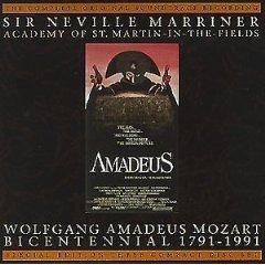 Скачать Amadeus - soundtrack / Амадей - саундтрек  (3CD)