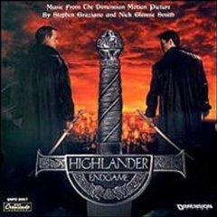 Скачать Highlander: Endgame - soundtrack / Горец 4: Конец игры  - саундтрек