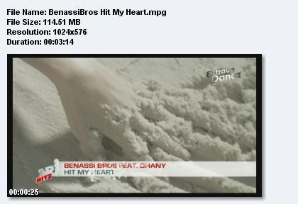 Скачать Benassi Bros - Hit My Heart