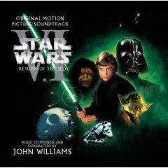 Скачать Star Wars Episode VI: Return Of The Jedi - soundtrack (London Symphony Orchestra)/ Звездные войны: Эпизод 6 - Возвращение Джедая  - саундтрек