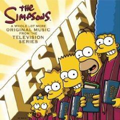 Скачать The Simpsons: Testify  - soundtrack