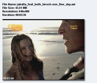 Скачать Jakatta Feat. Beth Hirsch - One Fine Day