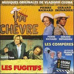 Скачать La Chevre / Les Comperes / Les Fugitifs - soundtrack / Невезучие / Папаши / Беглецы - саундтрек
