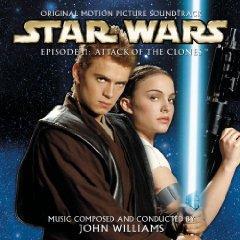 Скачать Star Wars Episode II: Attack Of The Clones - soundtrack (London Symphony Orchestra)/ Звездные войны: Эпизод 2 - Атака клонов  - саундтрек