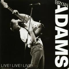 Скачать Bryan Adams - Live Live Live